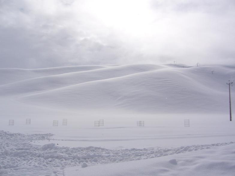 piste view, Pooladkaf Ski Resort