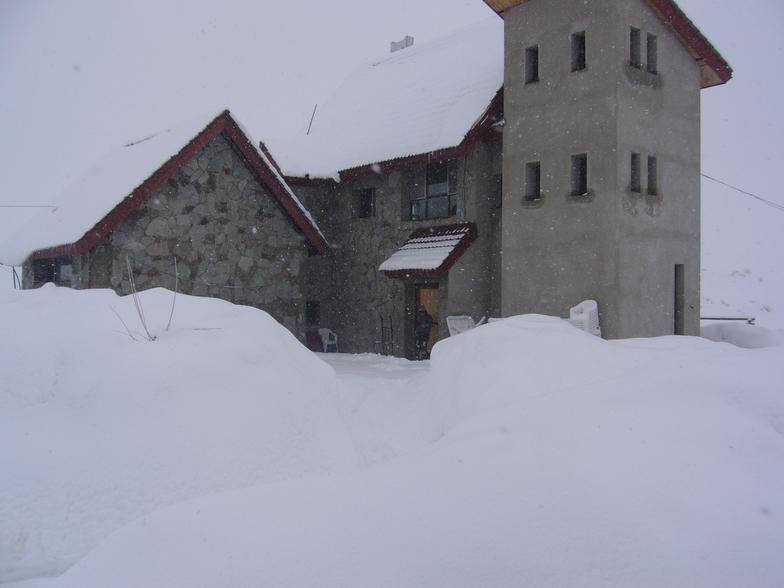resturant, Pooladkaf Ski Resort