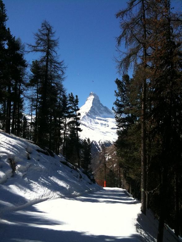 One last view !, Zermatt