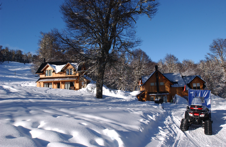 Cabañas en Chapelco - ski in/out