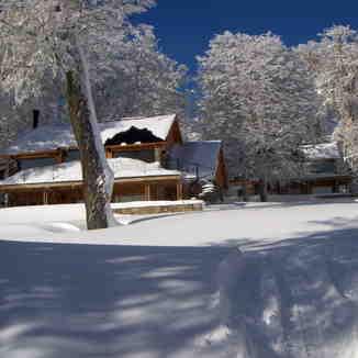 Huella Blanca sky, Chapelco