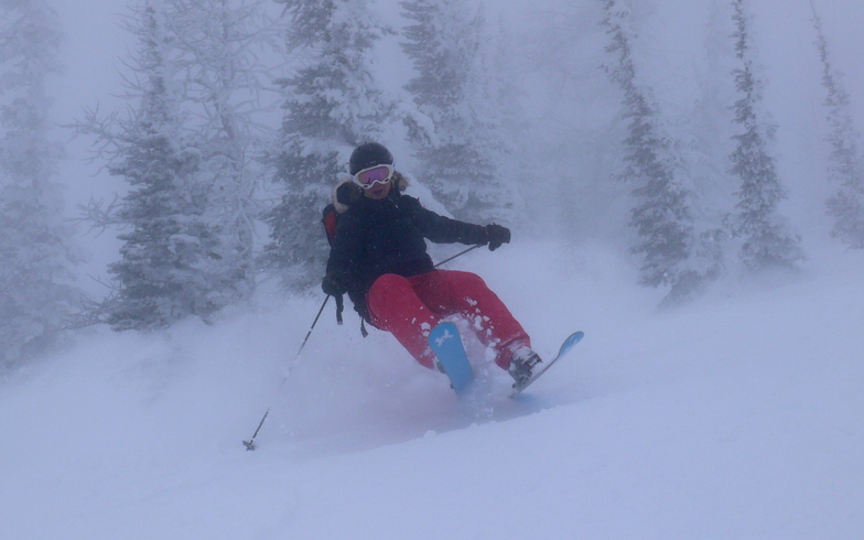 Going, going... GONE!, Castle Mountain Resort