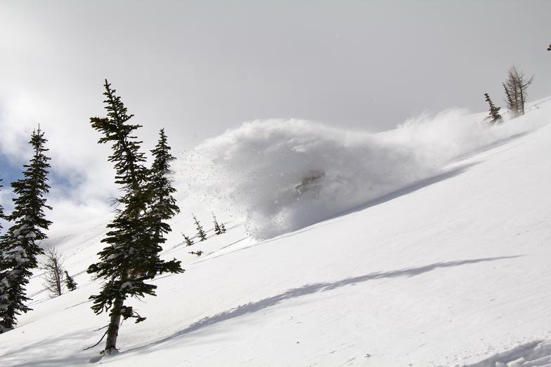 Cold Smoke, Castle Mountain Resort