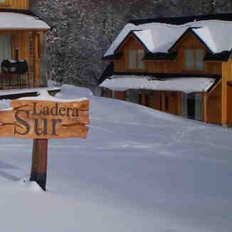 Ski en Ladera sur - Chapelco, Las Pendientes