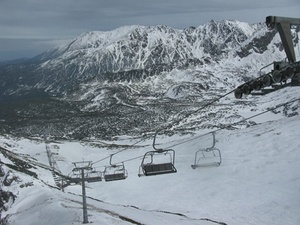Kasprowy Wierch /Gasienicowa chair lift), Zakopane photo
