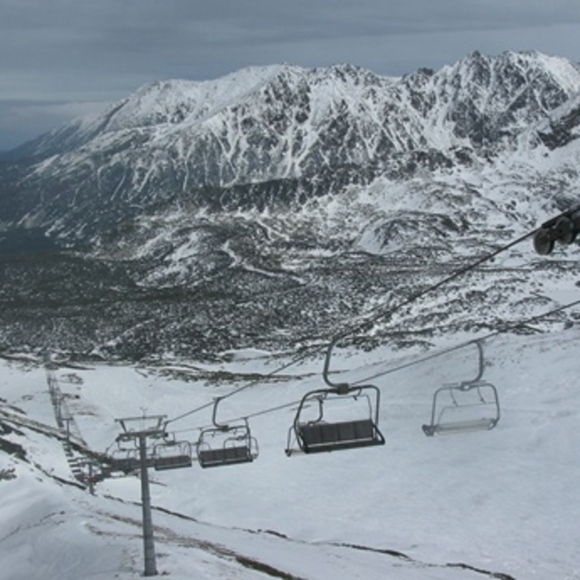 Kasprowy Wierch /Gasienicowa chair lift), Zakopane