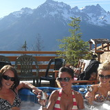 Party Time in Oz, Oz en Oisans