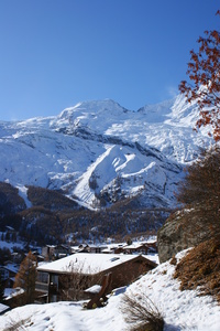 Early Season, Saas Fee photo