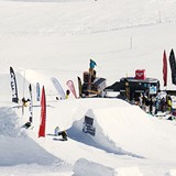 Freestyle Park, Saas Fee