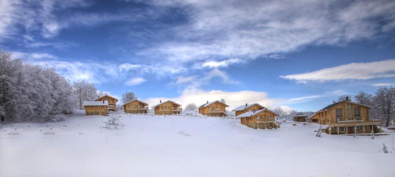 Sfendamos wood village, 3-5 Pigadia