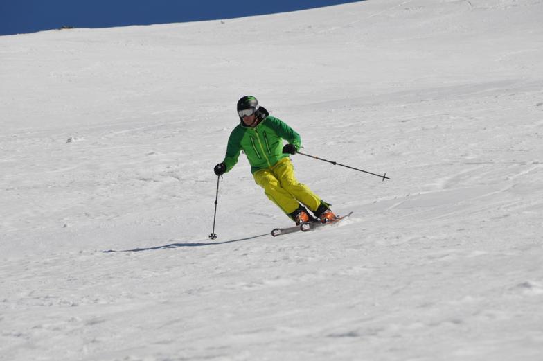 skiing in Greece, Kalavryta Ski Resort