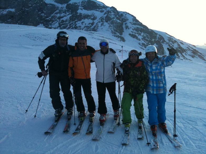 skiing in Greece, Mount Parnassos