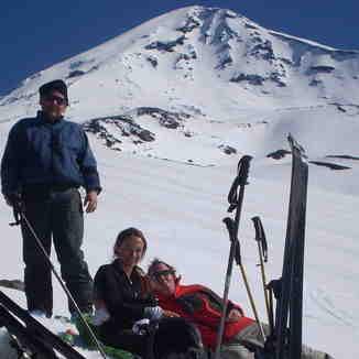 Ladera Sur - Visita al Volcán Lanín, Chapelco