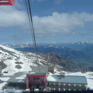 Alpincenter 2500m, Kaprun