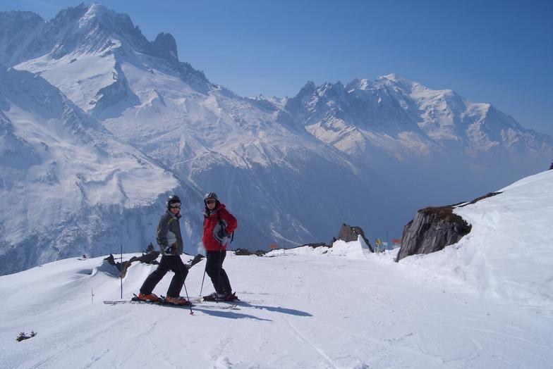 Le Tour snow