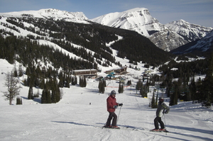 Sunshine Village photo