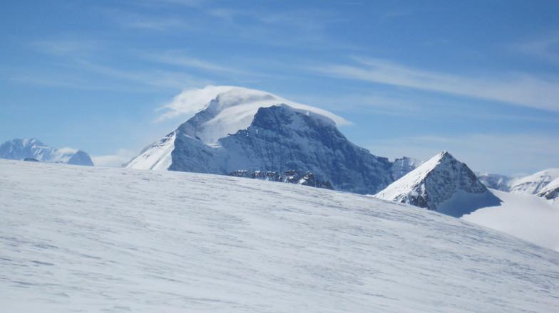 Mont Blanc du Cheilon, Arolla