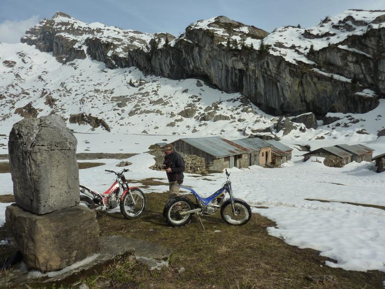 Chalets Salvadon, Samoens