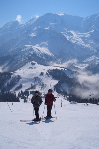 Les Houches Resort Guide