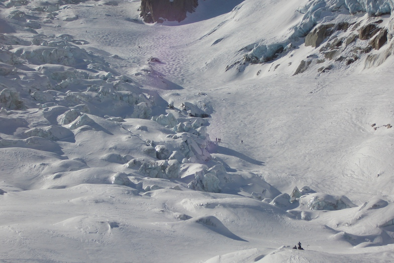 Vallee Blanche, Chamonix
