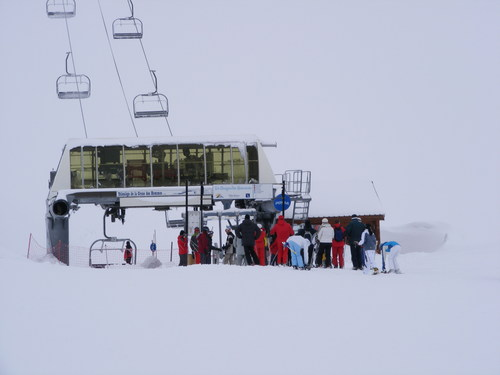 Orcieres Ski Resort by: Adalbert