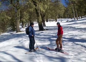 Ski de Travesía - www.laderasur.com.ar, Las Leñas photo