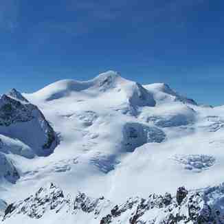 Wildspitze, Pitztal Glacier
