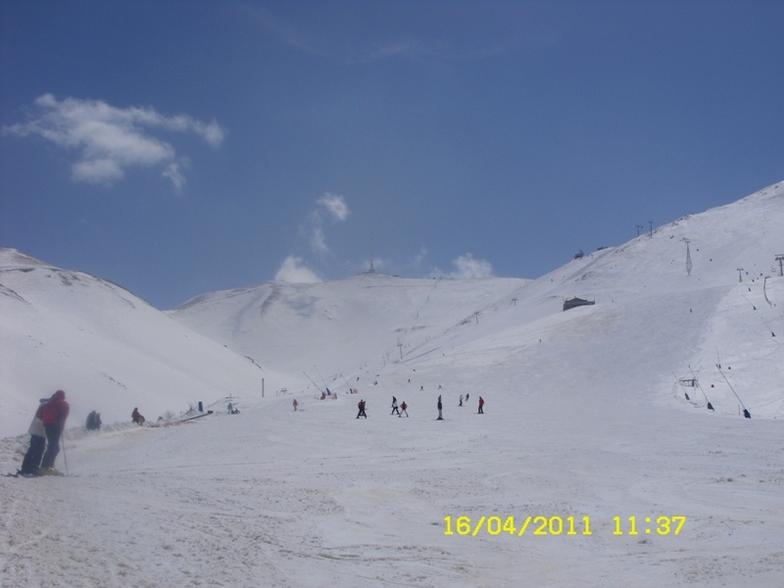 Palandöken Kayak Merkezi, Mt Palandöken