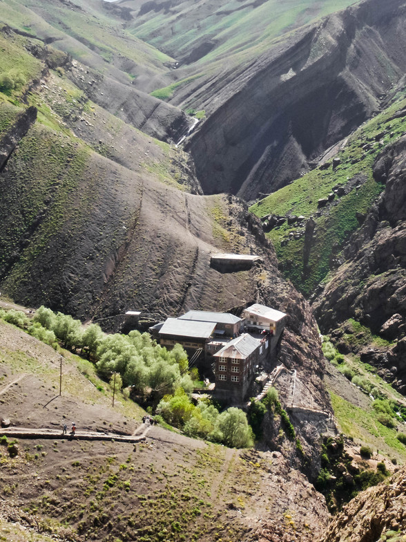 Shirpala lodge, Tochal