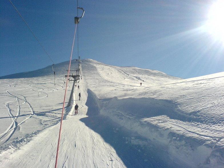 falakro-xionotripa lift, Falakro Ski Resort