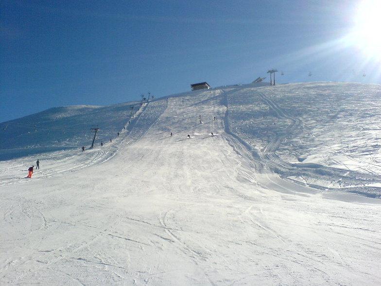 falakro-kartalka lift, Falakro Ski Resort