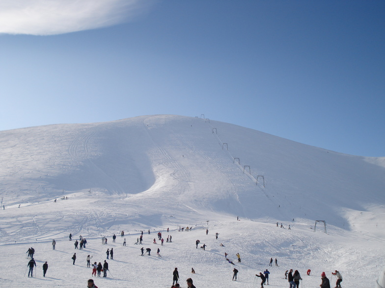 Falakro Ski Resort