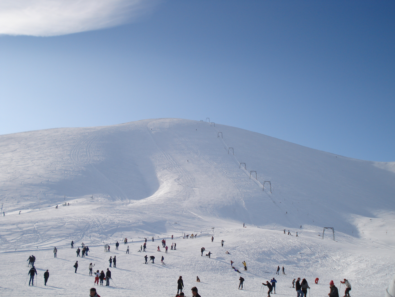 Falakro Ski Resort