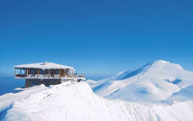 falakro ski center, Falakro Ski Resort