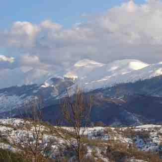 falakro oros, Falakro Ski Resort