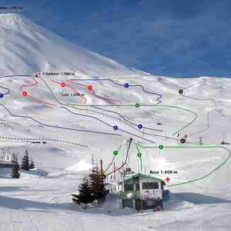 Club de Esqui Volcan Antuco