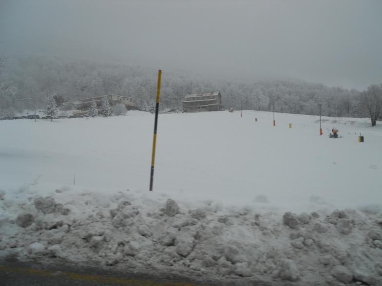 Children's slope in 3-5 Pigadia