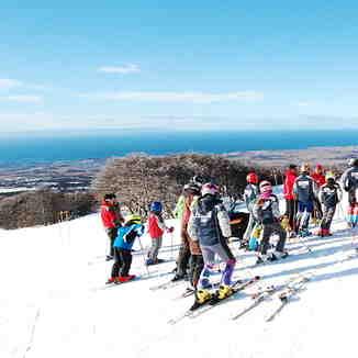 Nuestro equipo de competicion, Cerro Mirador