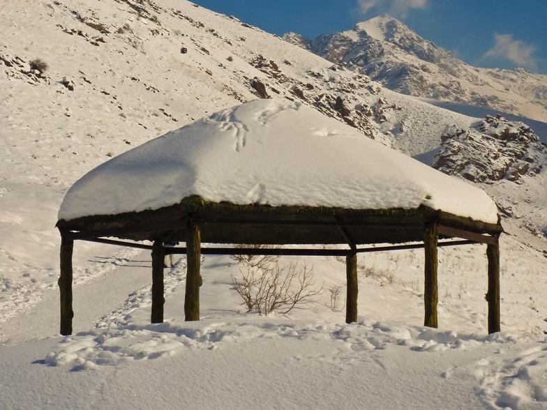قله کلکچال و آلاچبقی شبیه به آن, Tochal