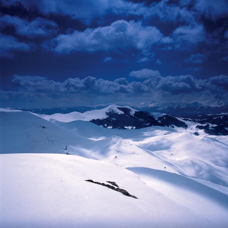 Top View, Mavrovo-Zare Lazarevski