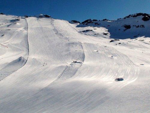 Mölltaler Gletscher Resort Guide