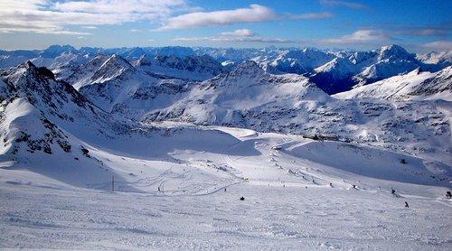 Mölltaler Gletscher Ski Resort by: robert gropaiz