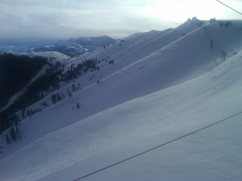 the bowls, Sun Valley