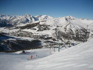 Sestriere resort, Sestrière (Via Lattea) photo