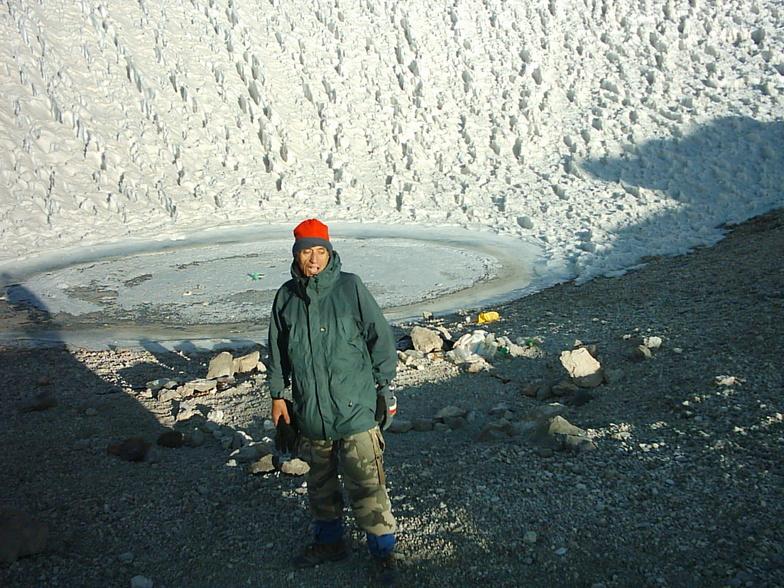 climbing mountain, Mount Damavand