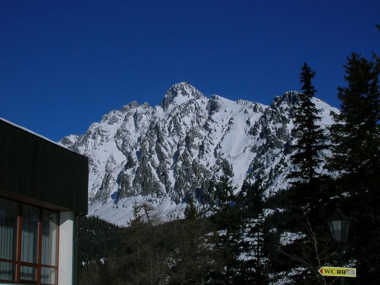 Strednica - Ždiar snow
