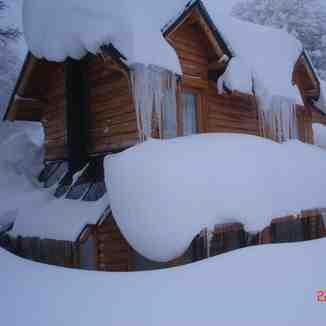 Huella Blanca ski         www.huellablanca.com, Chapelco