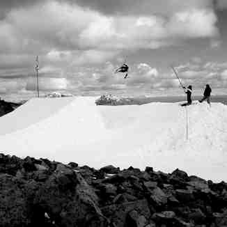 Snowpark, La Hoya