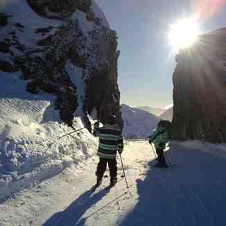 Gemelos en la Brecha, Cerro Castor