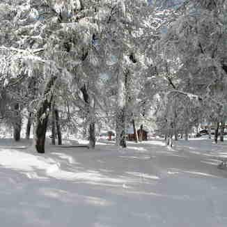 Desde el Jardín de Nieve..., Las Pendientes
